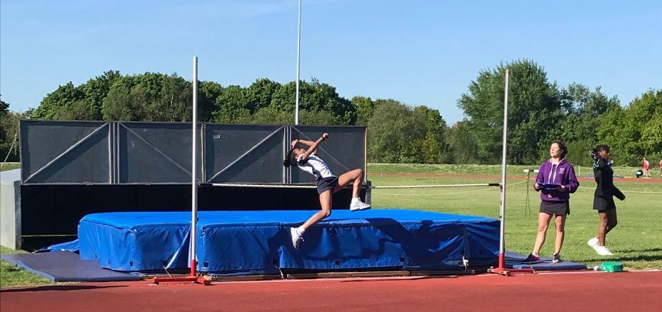 Y7 athletics 1