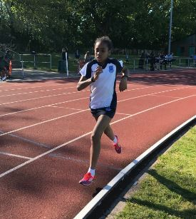 Y7 athletics 2