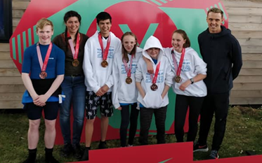 Bromley Youth Games Medals 2019