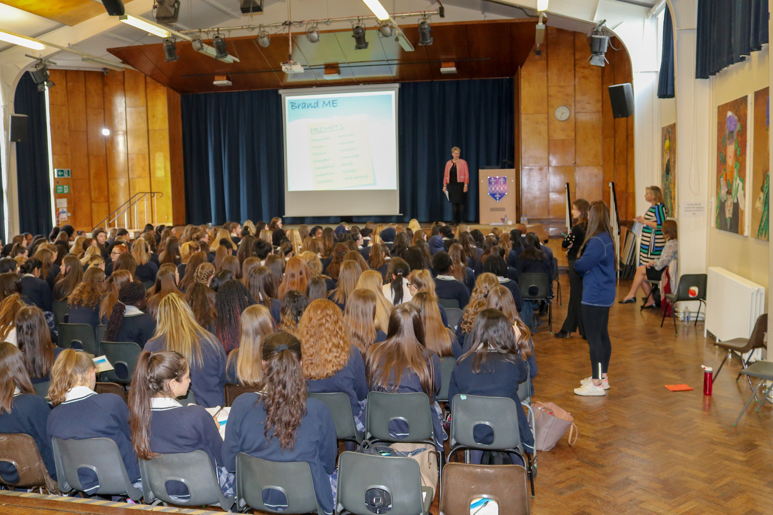 Careers day 2019 4