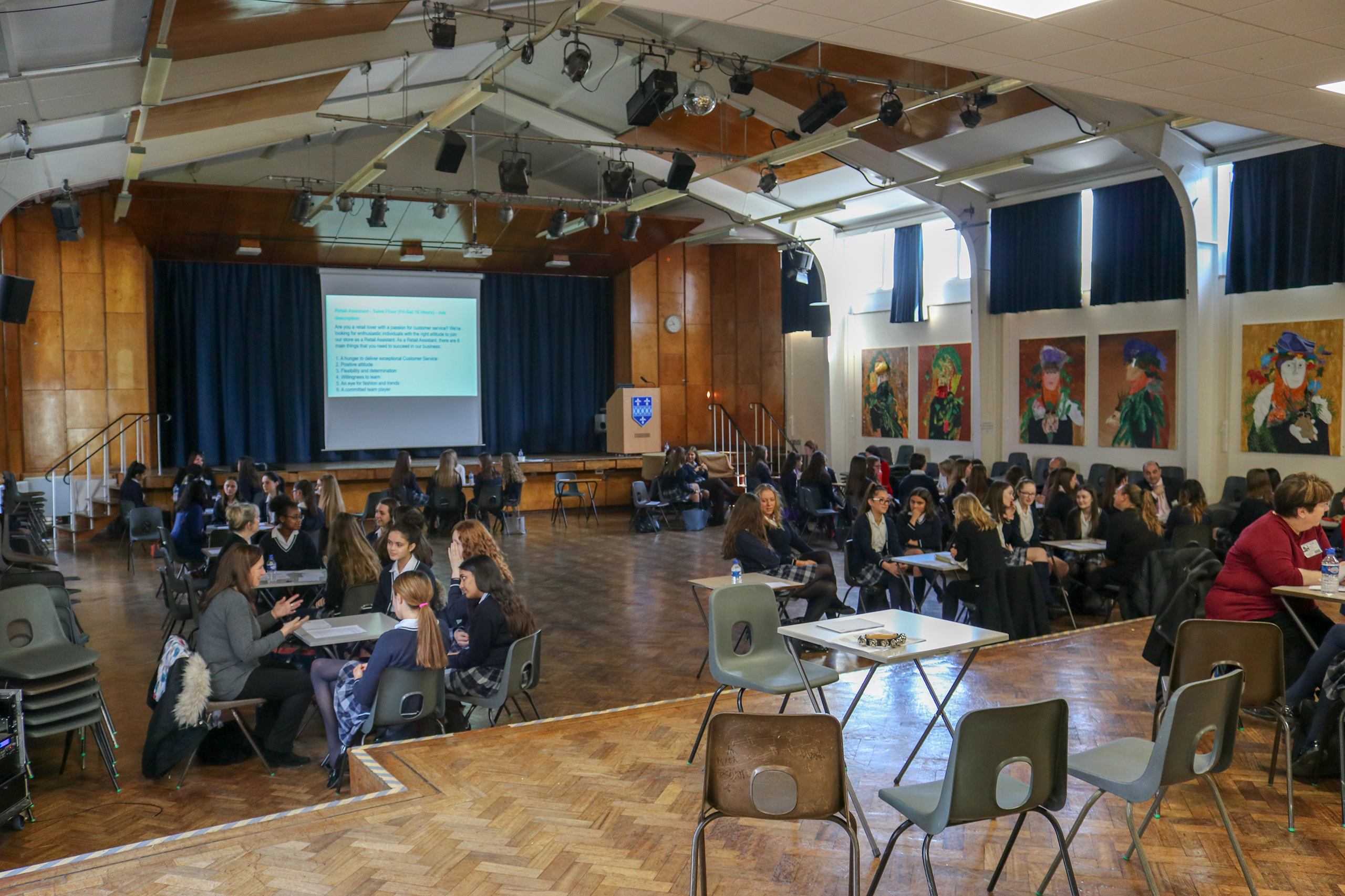 Careers day 2019 6