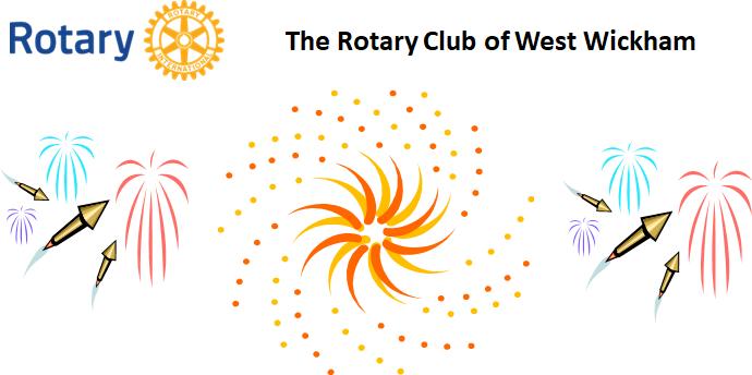 Rotary Club Fireworks