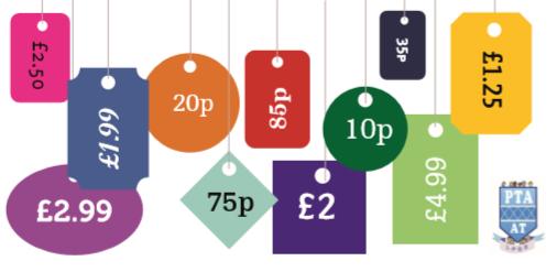 PTA Table top sale