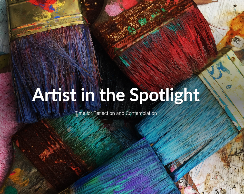 Artist in the spotlight